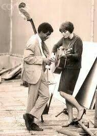 Bill Lee and Judy Collins via Daniel Millstone