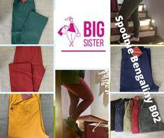 Bengaliny B02 proste - Big Sister