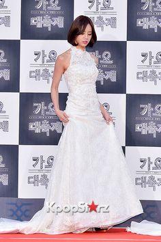 Hyeri - Girl's Day at 2014 KBS Gayo Daechukje Red Carpet Lee Hyeri, Girl Sday, Formal Dresses, Wedding Dresses, One Shoulder Wedding Dress, Red Carpet, Actresses, Target, Kpop