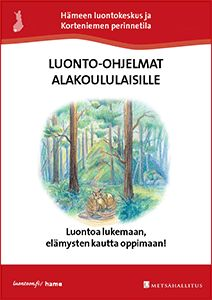 Luontokoulu alakoululaisille Science Art, Science And Nature, Forest Animals, Second Grade, Teaching, Outdoor, Outdoors, Woodland Animals, Outdoor Living