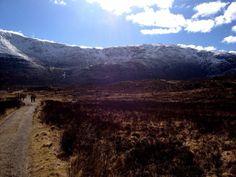 Skye, Scotland, in Spring