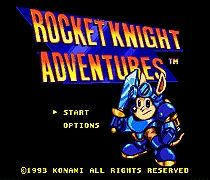 Rocket Knight Adventures 16 Bit Game Card For Sega Mega Drive & Sega Genesis #Affiliate