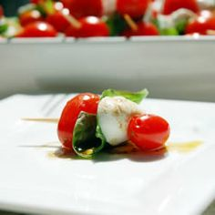 Tomato and Mozzarella Bites Recipe