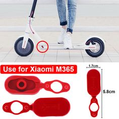 Charging Port Plug Practical Outdoor Sport Self Balancing Scooter Case Cover Red Rubber Vehicle Scooter Panel Accessories Sale Only For US $1.36 on the link Scooter Parts, Vehicle, Entertainment, Link, Cover, Sports, Red, Outdoor, Accessories
