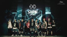 "EXO releases Music Video ""Growl"" (으르렁)"