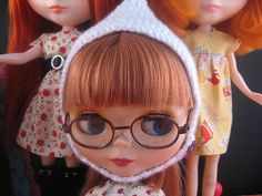 Ravelry: Easy Peasy Pixie Helmet pattern by Amanda Carey