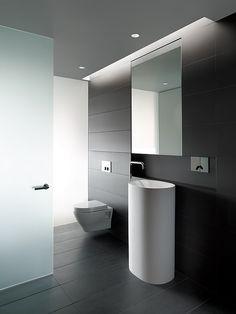 Idées de carrés de mur pour la salle de bains, déco des maisons, améliorer la déco, carrés de murs certains, motifs et couleurs, Design & Décoration, Idées Déco Maison
