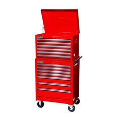 International 2-Piece Value Series Large Combo Tool Chest Set