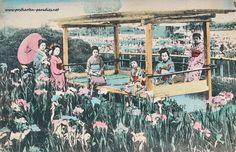 Historische Postkarten aus aller Welt - http://gaidaphotos.net/historische-postkarten-aus-aller-welt/
