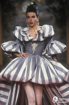 Christian Lacroix, Spring-Summer 1991, Couture | Christian Lacroix - Europeana Collections