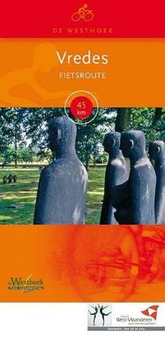 """Vredesfietsroute, Ieper - De route volgt de Ypres Salient en confronteert je met een aantal relicten van de Eerste Wereldoorlog. Tientallen militaire begraafplaatsen langsheen het traject zijn stille getuigen van de dramatische tol die de """"Grooten Oorlog"""" eiste."""
