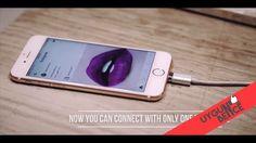 Mag Lightning Cable - Manyetik Şarj Kablosu iphone & android uygunbence.com