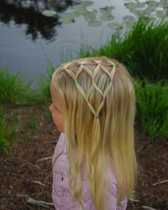Quick style I did earlier this summer when we came to a beautiful little pond full of water lilies! Unfortunately it was very difficult to make the water lilies visible in the photo... . . . . . #braid #braids #braided #braiding #braidideas #braidsforgirls #flette #peinado #tresse #trenza #pelo #hair #hairdo #hairstyle #hairstyles #hairideas #hairinspo #hairofinstagram #hairoftheday #hår #blondehair #cute #sommer #pond #sommer2017
