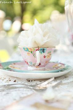 Ready for a tea party