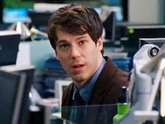 Super sexy and smart journalist >< (Jim Harper of The Newsroom