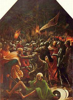 El arresto de Cristo, Albrecht Altdorfer