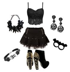 """""""Omg i Love this style its so me i Love close like this """" by jenniferdahl-1 on Polyvore"""