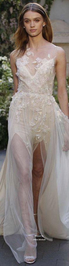 Monique Lhuillier Collection Bridal Spring 2017