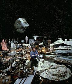 Making the original Star Wars trilogy