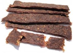 Native American Pemmican - Traditional Style