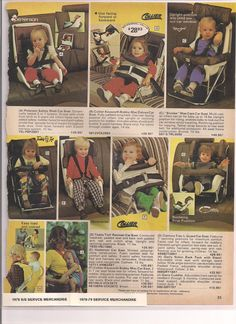 """Service Merchandise We had both """"A"""" and """"C"""". Vintage Stuff, Vintage Children, Vintage High Chairs, Baby Equipment, Retro Baby, Baby Wearing, Baby Gear, Vintage Advertisements, Baby Things"""