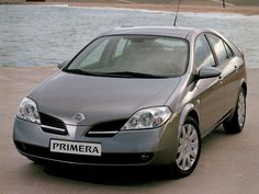 Nissan Primera, sixteenth car owned, this was my first car to have satnav and rear facing camera, was a nice car but a bit bland! High Performance Cars, First Car, Technology Gadgets, Cool Cars, Vehicles, Capri, Nice, Nissan Primera, Car