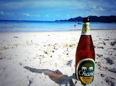 Chilling at the #Chewang beach in #KohSamui. #Travel #Thailand #Adventure #TravelAdventurer #GrabYourDream