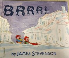 Stevenson, Brrr! , winter, seasons, snow, tall tales
