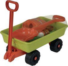 Simba Handwagen mit Gartenwerkzeug
