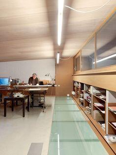 De Smet Vermeulen Architecten - Architect's own house and office