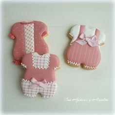 Galletas de Bebé, Baby cookies