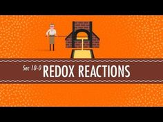 Crash Course Video.  All the magic that we know is in the transfer of electrons. Reduction (gaining electrons) and oxidation (the loss of electrons) combine to form Redox chemistry, which contains the majority of chemical reactions. As electrons jump from atom to atom, they carry energy with them, and that transfer of energy is what makes all life on earth possible.