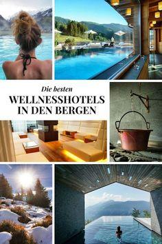 Die fantastischsten Top Wellness Hotels in den Bergen: Urlaub in den Bergen bedeutet gleichzeitig auch Wellness Urlaub in den Bergen. Wir haben die schönsten Wellnesshotels für entspannte Tage für euch auf www.lilies-diary.com gesammelt. Der perfekte Wellnessurlaub kann kommen.