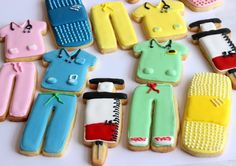 Medical Themed Cookie Cutters | was the perfect opportunity to use the medical themed cookie cutters ...