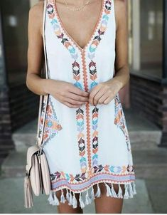 Gorgeous Boho Chic Fashion 2018 Trends Ideas 20