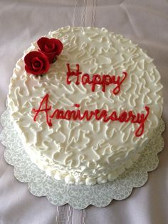 Happy Anniversary Cake - CowlesNCP ~ Make your Wedding Ideas Happy Marriage Anniversary Cake, Anniversary Cake With Photo, Anniversary Cake Pictures, Anniversary Cake Designs, Wedding Anniversary Message, Happy Wedding Anniversary Wishes, Happy Wedding Day, Anniversary Greetings, Diy Wedding