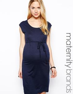 ae8b28e3d854d Mamalicious Tie Waist Sleeveless Dress. Sweat DressBump StyleMaternity  FashionMaternity StyleBaby BoomWorkwearFashion OnlineAsosComfy
