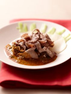 【ELLE a table】羊肉とかぶの冷しゃぶ 北京風ごまソースレシピ|エル・オンライン