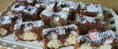 Čokoládovo - kokosové řezy No Bake Oreo Recipe, No Bake Oreo Dessert, Oreo Cookie Recipes, Oreo Dessert Recipes, Dessert Sans Gluten, Eggless Desserts, Eggless Baking, No Bake Desserts, Chocolate Biscuit Pudding