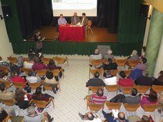 Presentación del escritor Santiago Posteguillo