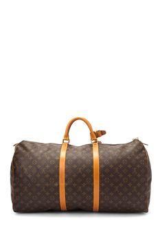 Vintage Louis Vuitton Keepall 60 Travel/Sports Bag