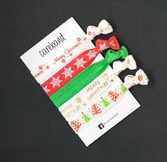 Christmas cheer now in stock on etsy! Get yours today