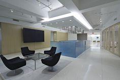 ion Media Networks, New York, NY l BR Design Associates l Commercial Interior Design, Office Design