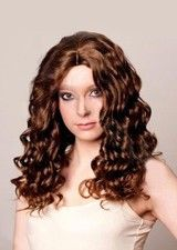 Ultimate Curly 16Inch #30 Remy Human Hair Full Lace Wig