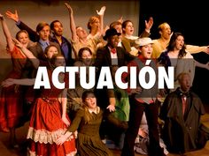 """Actuación"" - A Haiku Deck by Karla Ponce"