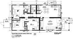 Amazing Habitat House Plans