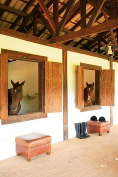 Gorgeous stable!