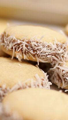 Cookie Recipes, Dessert Recipes, Delicious Desserts, Yummy Food, Creative Desserts, Recipe Mix, Organic Recipes, Food Hacks, Sweet Recipes