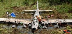 A World War Two Bomber called the 'Swamp Ghost' lay submerged in a remote marshland in Papua New Guinea's Morobe Province for more than 50 years. Although it had an unremarkable beginning to it's story as a wreck, overtime legend grew around it & when a team of American salvagers came to remove it - a huge controversy erupted.