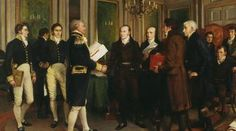The Treaty of Ghent